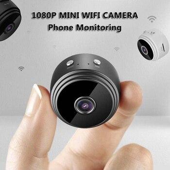 A9 DV/Wi-fi Mini câmera ip Noite ao ar livre Versão Micro Câmera Filmadora Gravador de Vídeo hd de segurança sem fio de Voz Pequena câmera