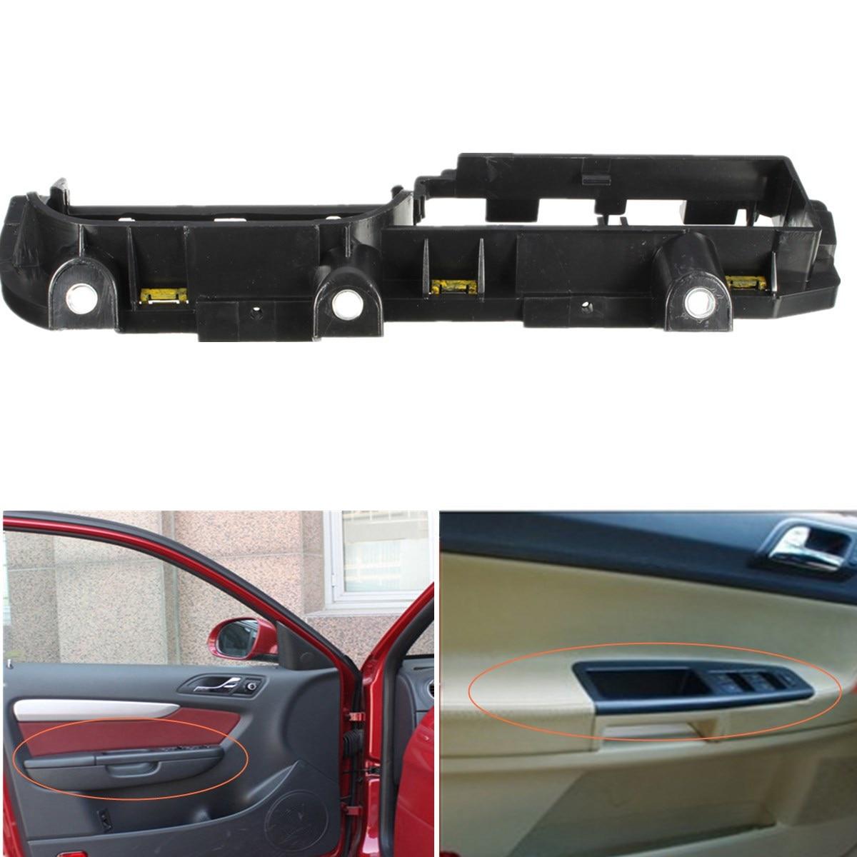 1Pc Front Pull Left Interior Door Grab Handle Bracket for VW Jetta Bora Golf MK4 1999 2000 2001 2002 2003 2004 2005