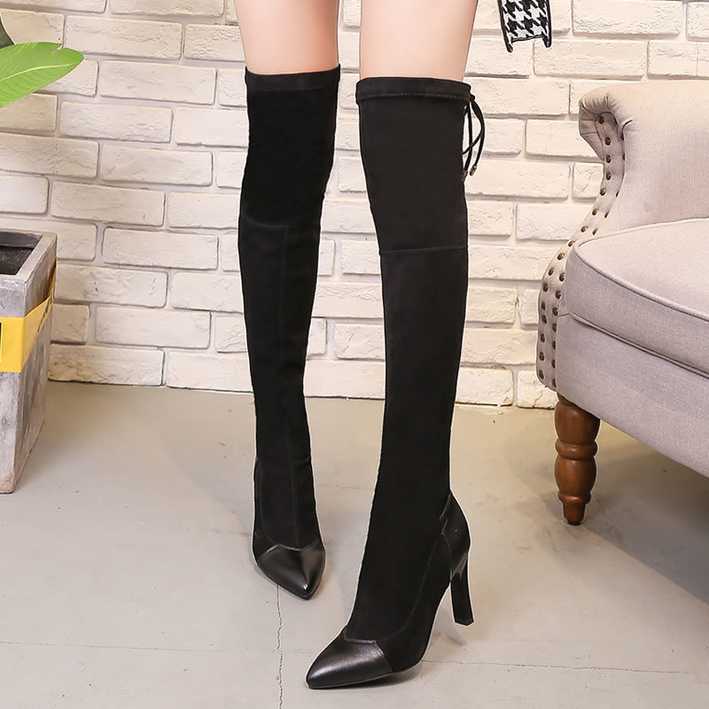 2019 Casual Women Over The Knee Boots