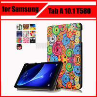 Magnetic Stand Pu Leather Case For Samsung Galaxy Tab A 10 1 2016 T580 T585 T580N