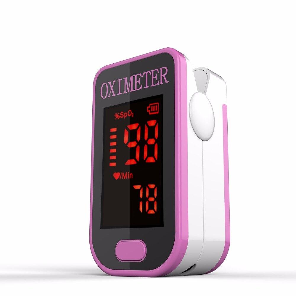Oxímetro de Pulso no Cardíaca, Top Esportes Sistema