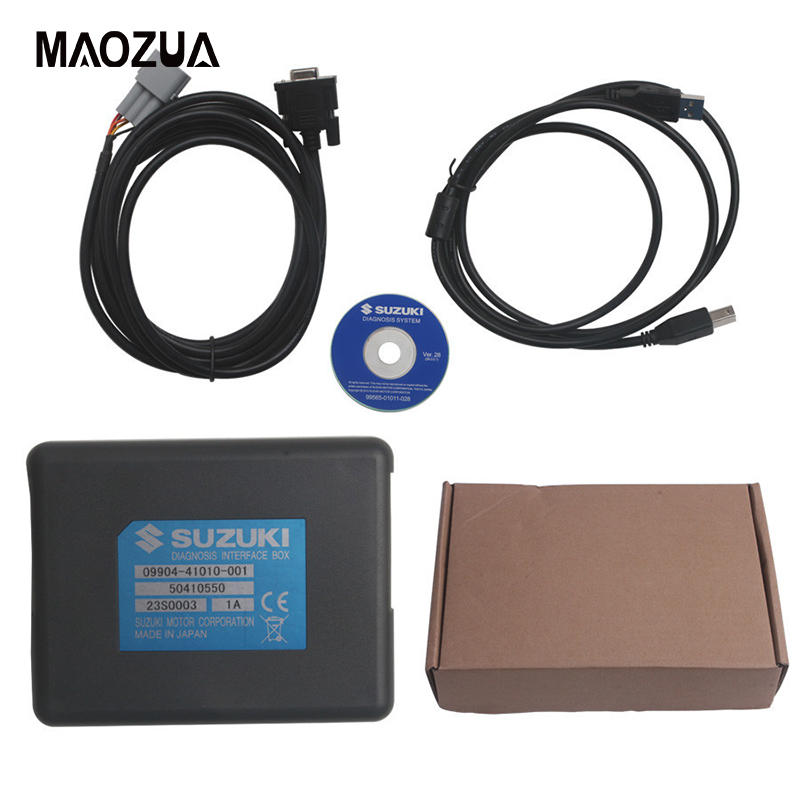 цены New Arrival SDS For Suzuki Motorcycle Diagnosis System Best quality Free Shipping for Suzuki SDS Diagnostic tool