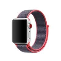 Sport Nylon Loop Watch Band For Apple Watch Band Series 3 2 1 Men Women Sport