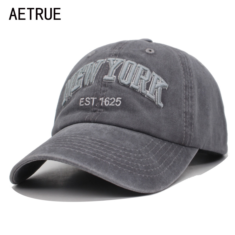 AETRUE Men Snapback Women   Baseball     Cap   Hats For Men Hat Male Cotton Embroidery Bone Female Trucker Casquette Gorras Dad   Caps   Hat