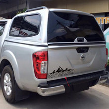 car stickers 1pc mountain tail gate graphic vinyls accessorie sticker custom for NAVARA NP300 2014-2019