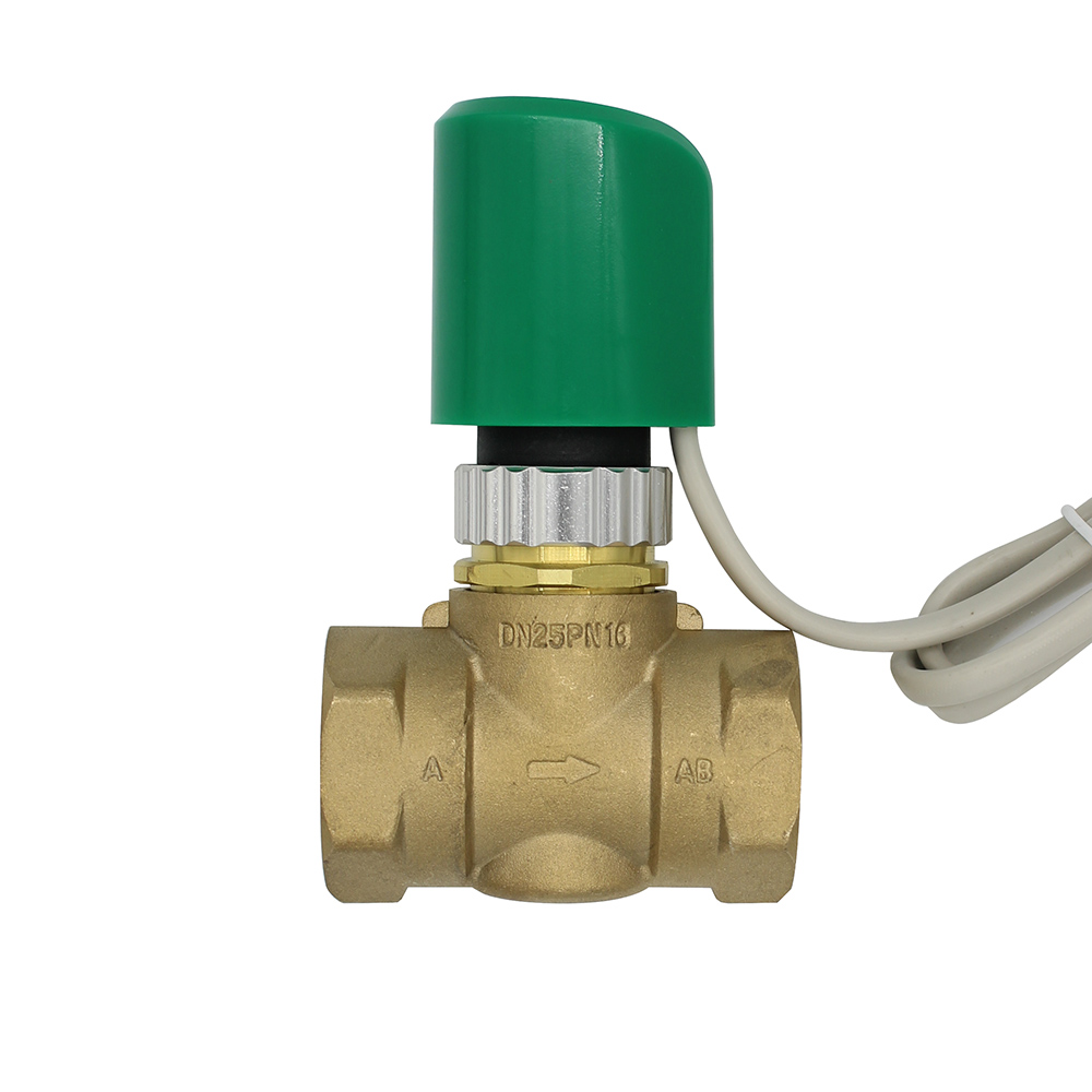 230V Normally Open  Normally close Electric Thermal Actuator for  flooring Heating  radiator thermostatic  brass valve DN20-DN25 dn50 ac220v electric actuator brass ball valve cold