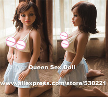 NEW 118CM Top quality solid sex dolls, lifelike love dolls, sex toys for men silicone dolls, artificial vagina real pussy anal