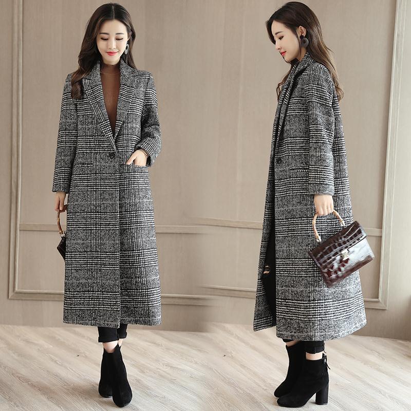 Lining Manteau Long cotton Outwear Unique Femmes Manteaux