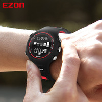 Heart Rate Monitor Smart Watches Sports Running Pedometer Bluetooth Call Reminder GPS Digital Watch For IOS Android Phone Men