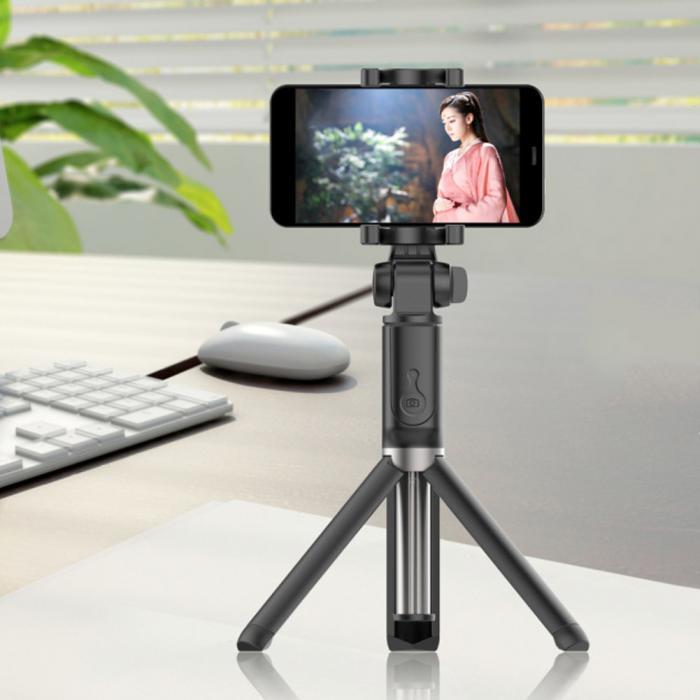da vara de selfie 360 rotação extensível gdeals