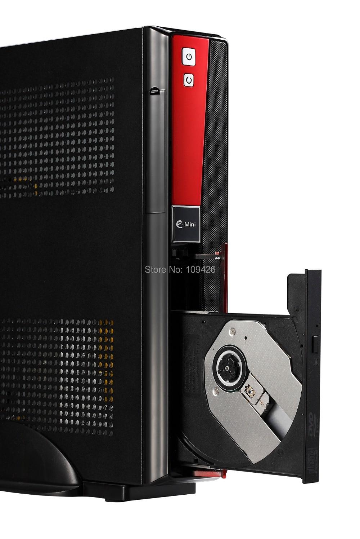 Best Mini Itx Case 2020 Realan Custom Mini ITX Micro ATX HTPC Case E 2020 B with Power