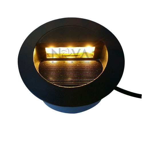 Aliexpresscom Buy 3W outdoor recessed LED wall lamp round
