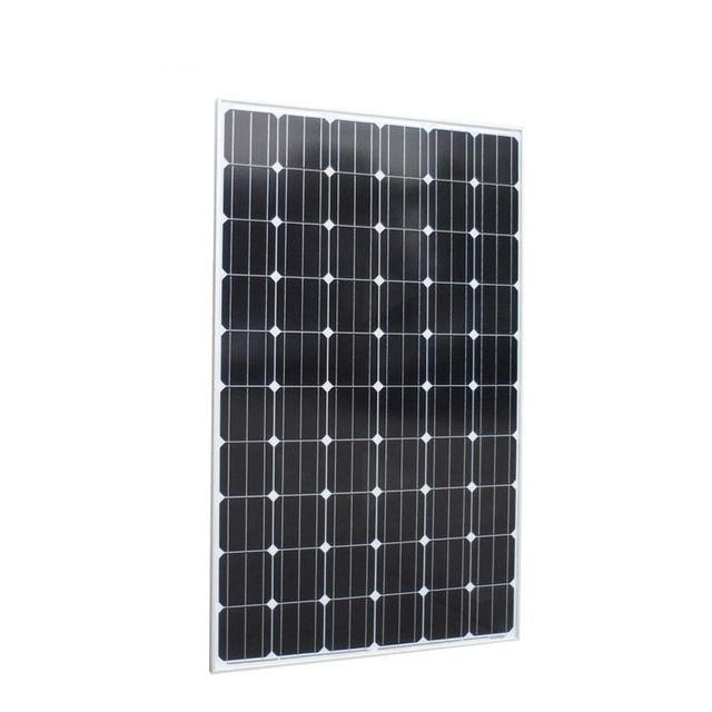 Solar Panel 1000W 30V Solar Battery Charger 20V Solaire Panneau 250W Mono 4 Pcs /Lot Solar Home System Motorhomes
