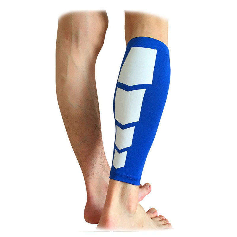 High Quality Leg Sleeve Basketball Football brace Compression Calf Support Cycling Running Kneepad Sock Protector Shin Guard