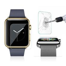 Convenient Useful Premium Anti Shatter Tempered Glass Screen Protector Guard Film for Apple Watch 42mm Support