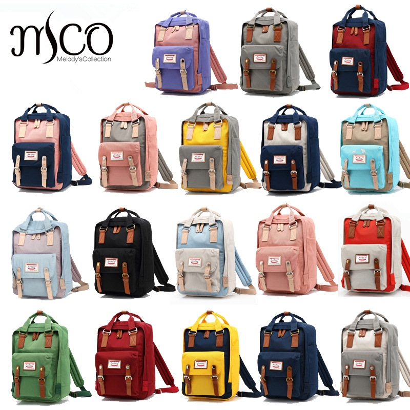Women Classic mochila Kanken Backpacks For Teenage Girls Mommy Computer Travel Luggage Laptop School Backpack Waterproof Bagpack