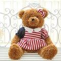 2015 Hot Sale Teddy Bear, Giant Teddy Bear, Doll 55cm Of Kawaii Teddy Waiting For You To Take Home Free Shipping