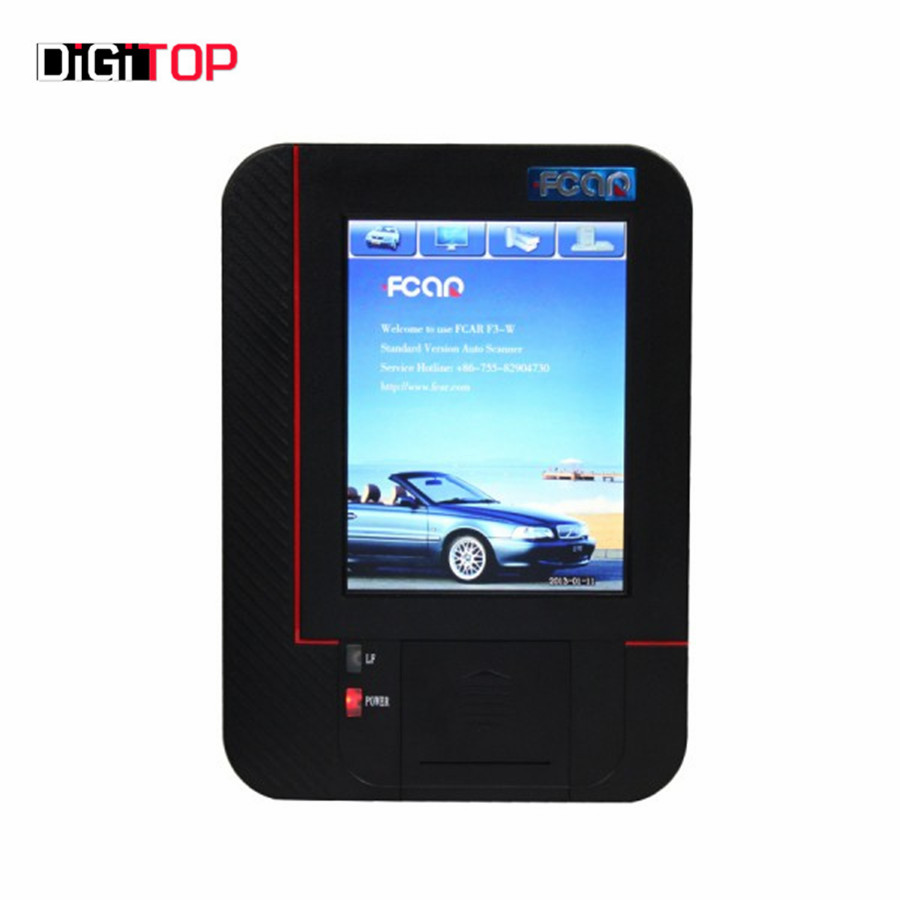 Fcar-F3-W (World Cars) Multi-functional Intelligentzed Automotive Scanner