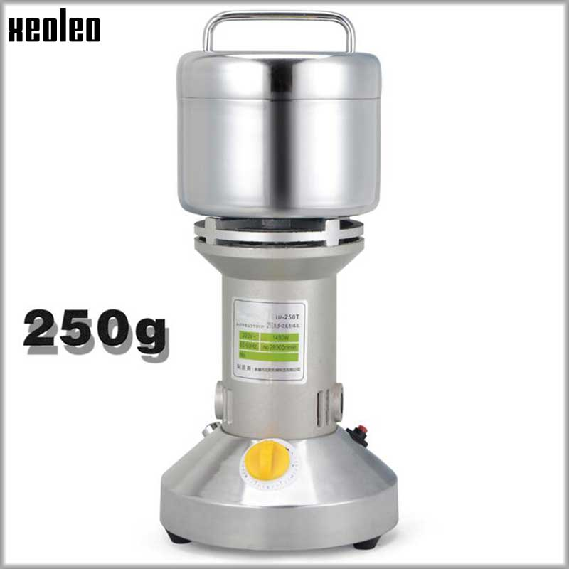 XEOLEO Grind machine 110V Stainless steel Small household Chinese medicine grinder Laboratory superfine pulverizer 22000r/min цена