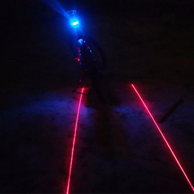 2015.11.11 Cycling Bike light Bicycle Led Laser Tail Light (7)