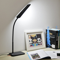 New Design LED Desk Lamp Table Lamp Touch Switch Free Dimmable Brightness Dimming Light Sensitive Touch