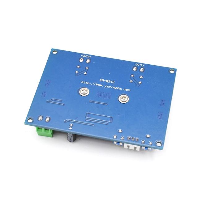 DC 12V 24V 120W*2 TPA3116D2 TPA3116 Dual Channel class D digital Power audio amplifier board C3-002