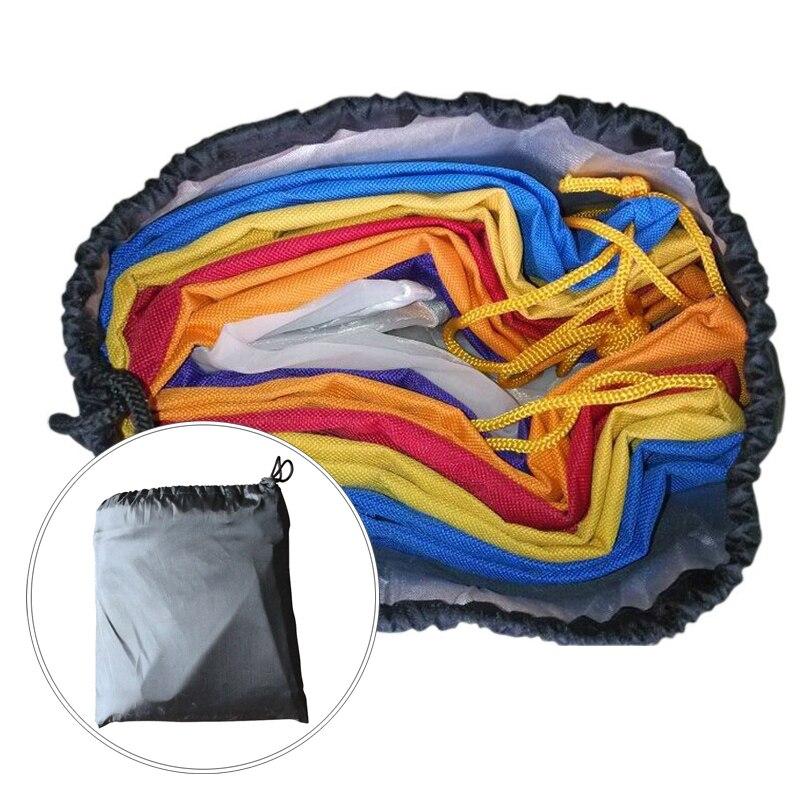 5 gallons 5 sac Kit presse gratuite écran bulle glace sacs 5 gallons hachage herbe huile Extraction Oxford filtre sacs jardin cultiver sac 5 couleurs - 6