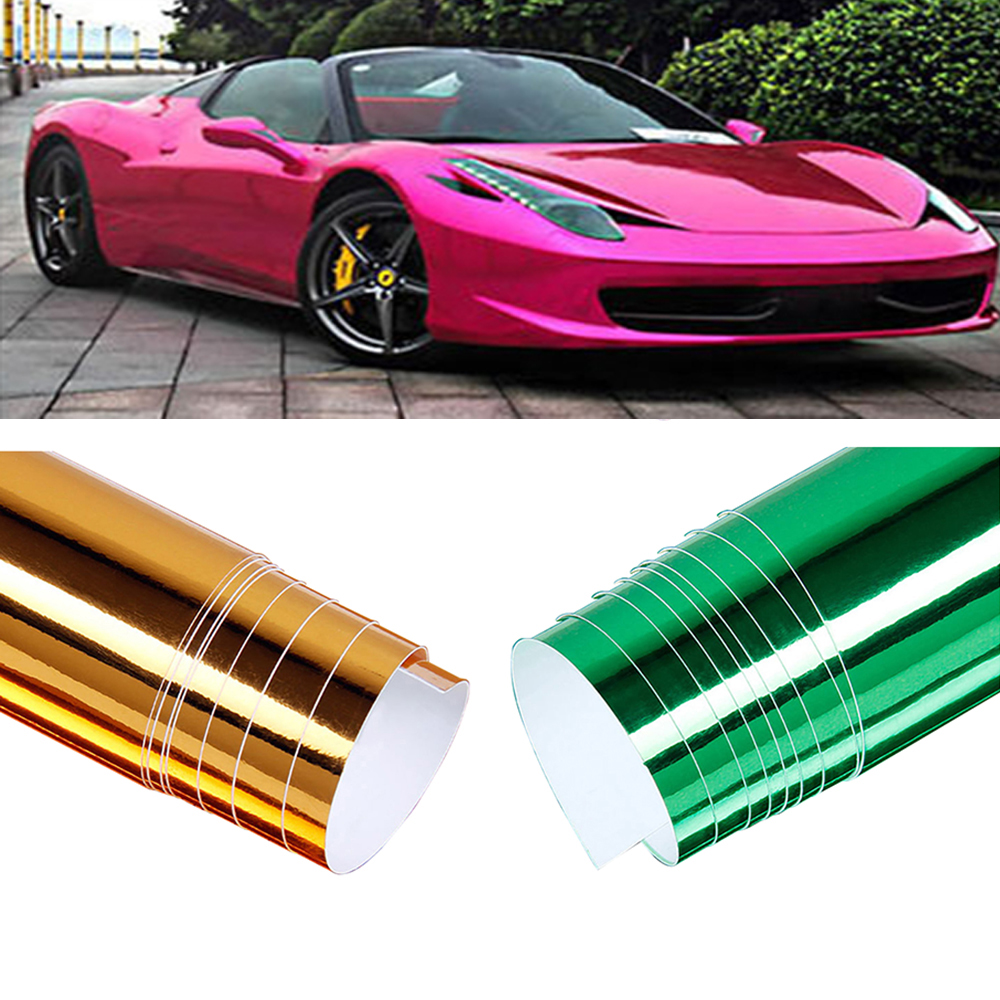 "*12/""x60/"" Brushed Aluminum Green Vinyl Wrap Sticker Decal Air Release Bubble Free"