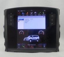 10.4″ tesla style vertical screen android 7.1 Quad core Car GPS radio Navigation for Mitsubishi Pajero 2007-2016