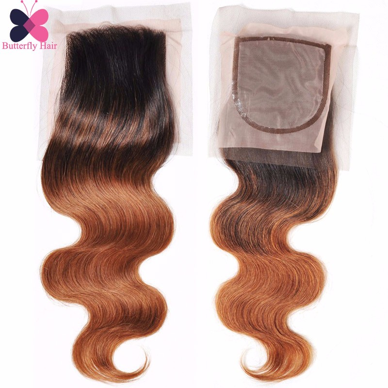 ombre virgin hair 4