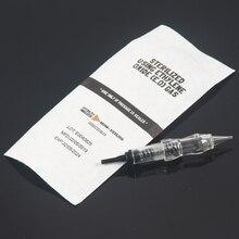 50 pcs High Quality 1R 3R 5R 5F 7F 0.18MM Cartridge Needle for Micropigmentation Device Permanent Makeup Machine
