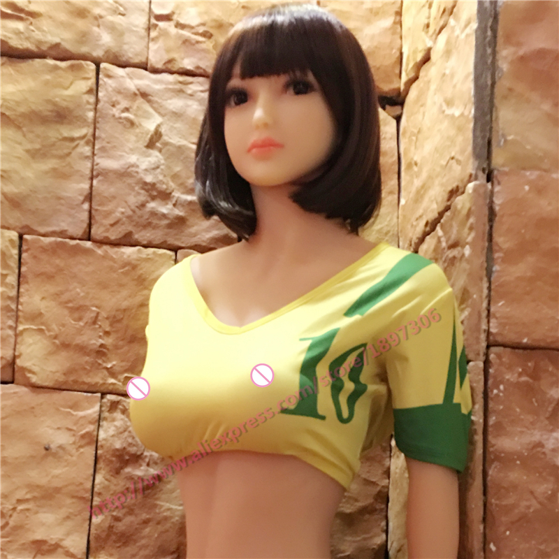 148cm Football Baby Super Slim Body Soft Big Tits Life Size Sexual <font><b>Doll</b></font> Perfect Lover Adult <font><b>Sex</b></font> Shop image