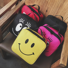 2019 New cute Children's school bag cartoon mini backpack for kindergarten boys girls baby kids gift student lovely school bag baby lovely cartoon character school bag kids yellow bee design plush backpack kindergarten boys girls mini cute bags toys