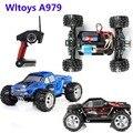 Buggy RC Wltoys L202 A979 Deriva Coche De Control Remoto de alta velocidad Coche eléctrico 4WD off-road del vehículo Regalo de alta velocidad de 50 KM/H para niños
