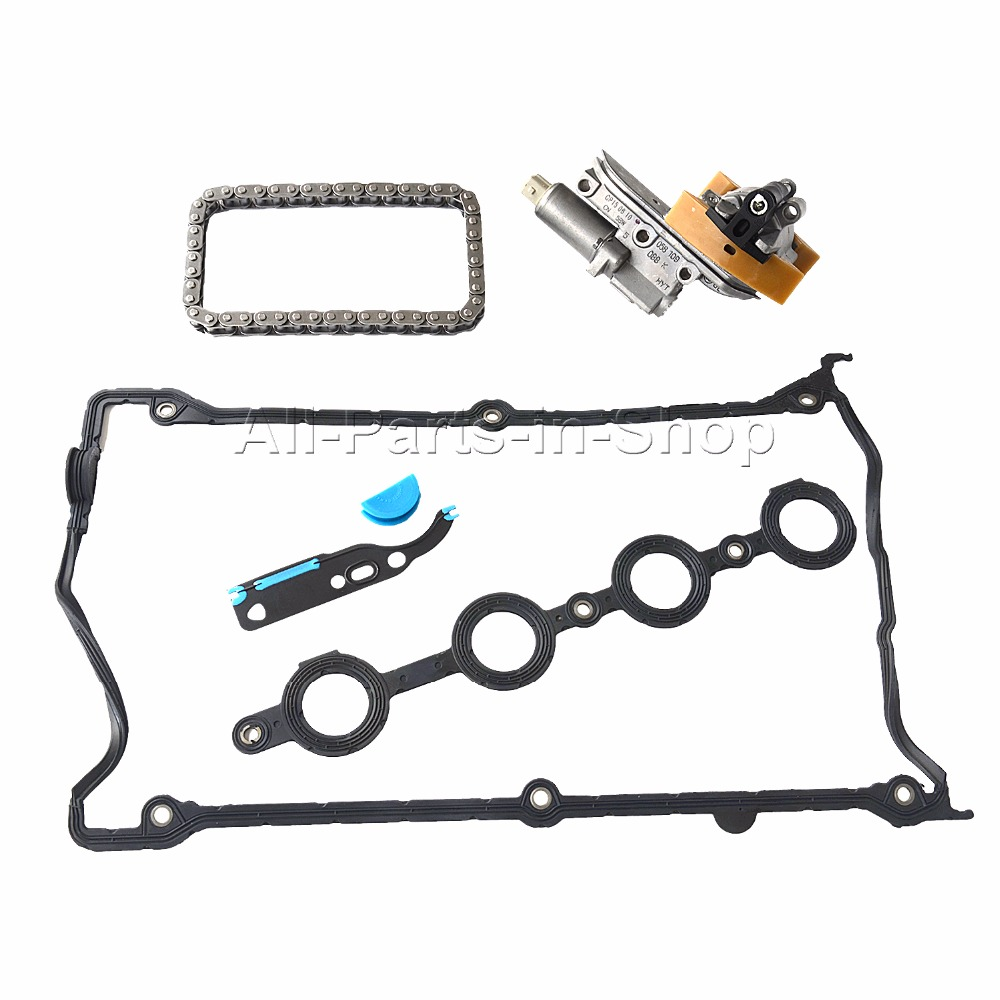 Cam Shaft Timing Chain Tensioner Solenoid Gasket Kit For Vw Skoda Relay Switch Audi Tt A4 A6 18t 20v S3 058109088k 058109088e 058109088d On Alibaba