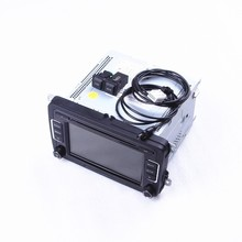 RCD510 5ND035190A Car CD Player USB & AUX Plug & Cables & Code & Reverse-Image CD MP3 For VW Golf Jetta Passat Scirocco Touran