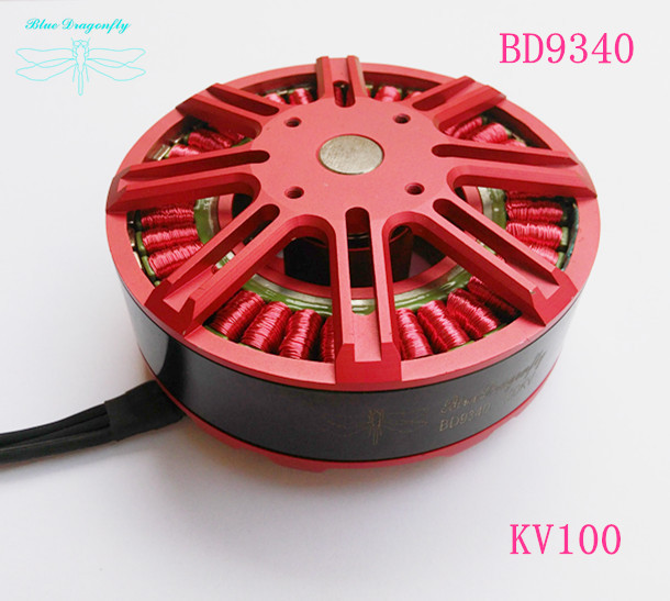free shipping bluedragonfly bd9340 high power motor