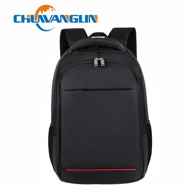 eb3bcb55df Chuwanglin Male Waterproof Laptop Backpack 15.6 For Men Business Backpack  Notebook School Bag Travel Backpack For