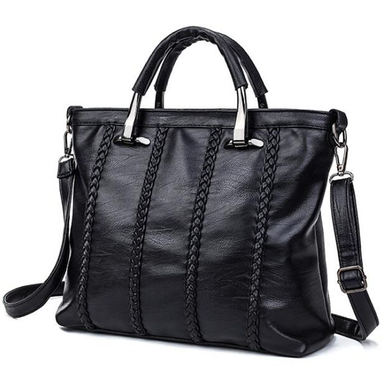 Real Sheepskin Leather Handbag Women Handbags Shoulder Bag Fashion Vintage Crossbody Bag Bolsas Women Messenger Bags Tote LY166