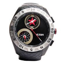 EZON открытый восхождение альпинизм мужчины водонепроницаемый спортивные часы армия таблица высота руководства высота иглы кварцевые часы