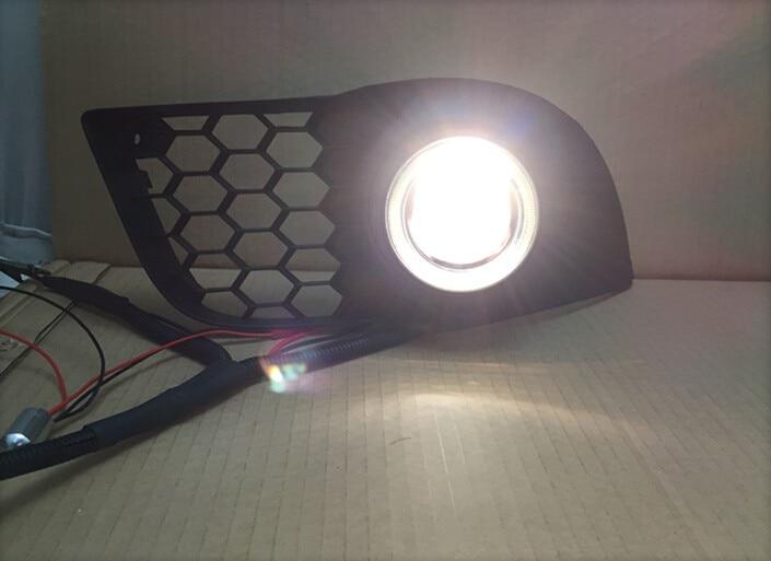 eOsuns COB հրեշտակ աչքի առաջատար - Ավտոմեքենայի լույսեր - Լուսանկար 5