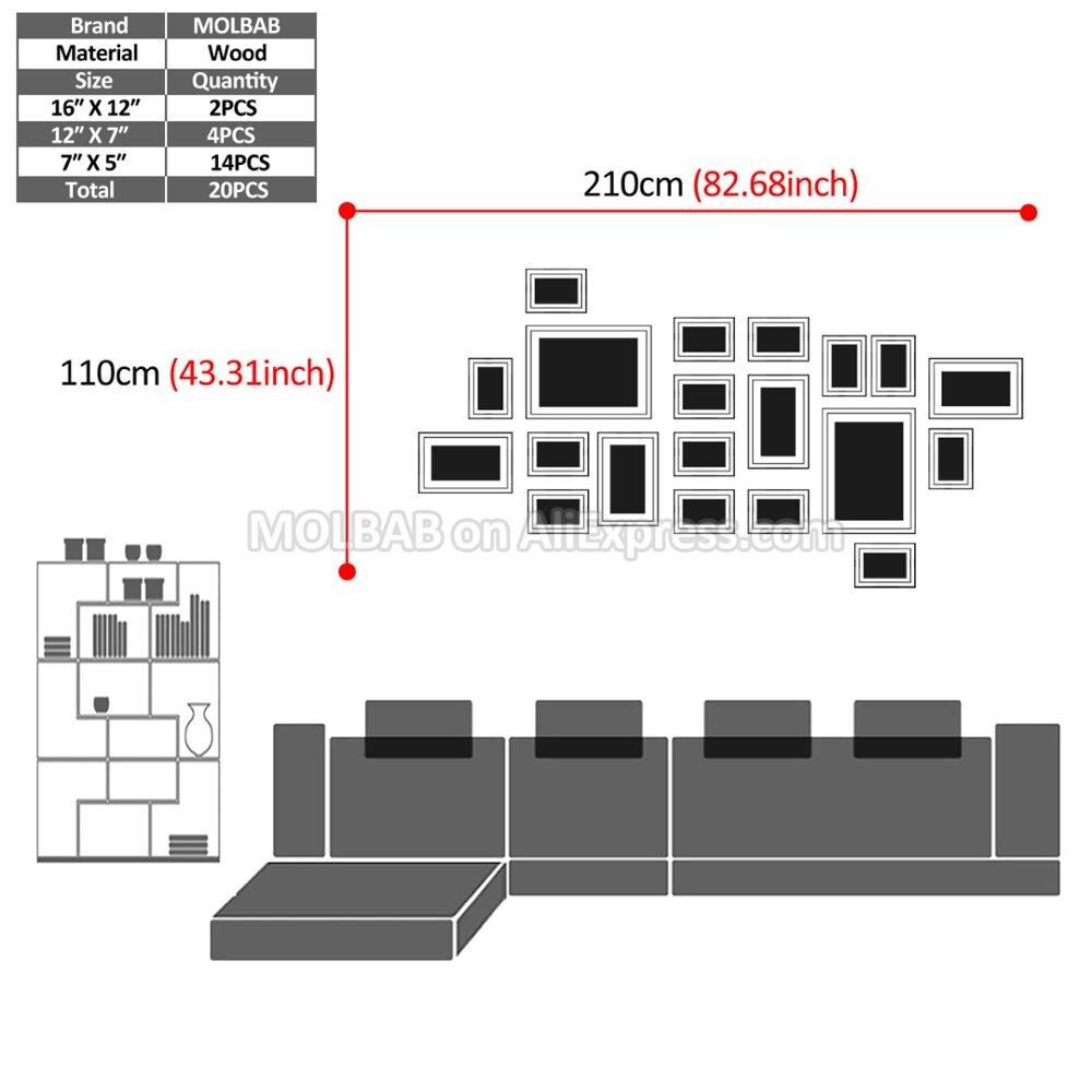 Fantastisch Quadratischer Bildrahmen 12 X 12 Bilder - Rahmen Ideen ...