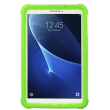 Rugged Samsung Galaxy SM-T580 Case Tablet-Cover-Case A6 Silicon Soft Shockproof for Tab-A