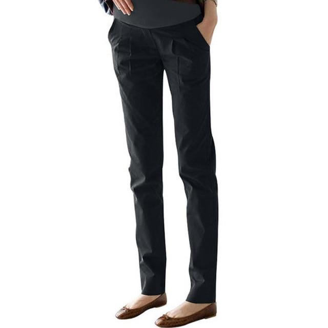 Для беременных женщины рабочий брюки для беременных одежда для беременных женщины беременных комбинезон беременность брюки для лето зима