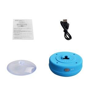 Image 5 - Bluetooth Speaker Draagbare Mini Draadloze Waterdichte Douche Luidsprekers Voor Telefoon MP3 Bluetooth Ontvanger Hand Gratis Auto Speaker