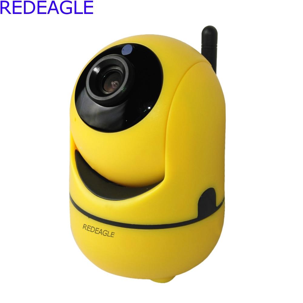 все цены на REDEAGLE 1080P 720P HD Wifi Camera Network Surveillance Night Camera Indoor Home P2P CCTV Wireless Wi-fi Cameras Two-way Audio онлайн