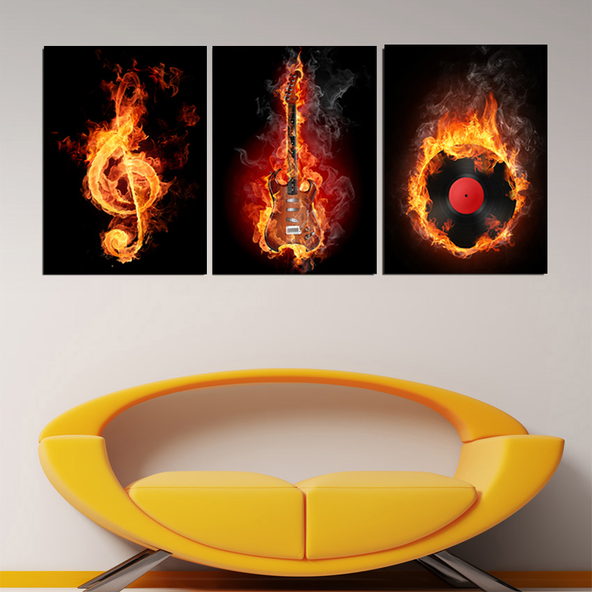 3 Piece Wall Art Painting Canvas Painting