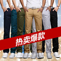 Brand Summer Men Pants New Fashion Slim Fit Straight Men Casual Pants Man Pocket Trousers Plus Size Free Shipping