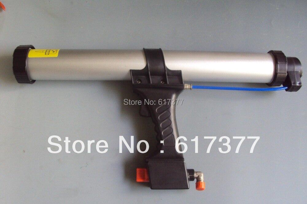Хорошее качество Розничная DIY & Профессиональный Применение 15 дюйм(ов) для 600 мл колбаса пневматический Пистолеты для силикона пневматическ...