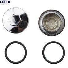 GOOFIT CT 70 Ct Tail K2 Cylinder Head Cap Valve Tappet Covers for 50cc 70cc 90cc 110cc 125cc K074-125